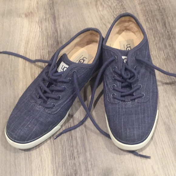 UGG Shoes - UGG denim sneaker shoes